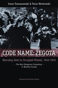 Cover image for Code Name: Zegota