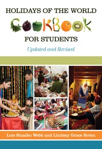 Holidays of the World Cookbook for Students, 2nd Edition cover image