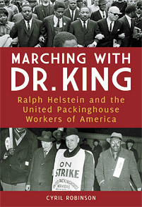 Marching with Dr. King cover image