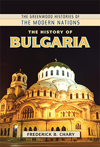 The History of Bulgaria cover image