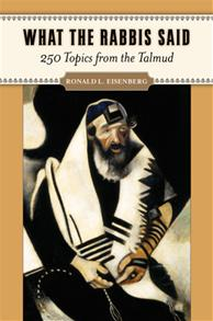 What the Rabbis Said cover image