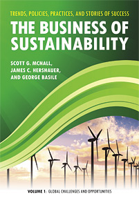 The Business of Sustainability cover image