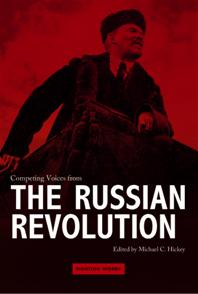 Cover image for Competing Voices from the Russian Revolution