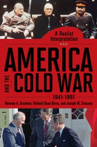 Cover image for America and the Cold War, 1941–1991
