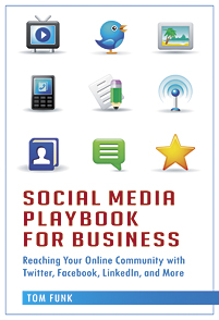 Social Media Playbook for Business cover image