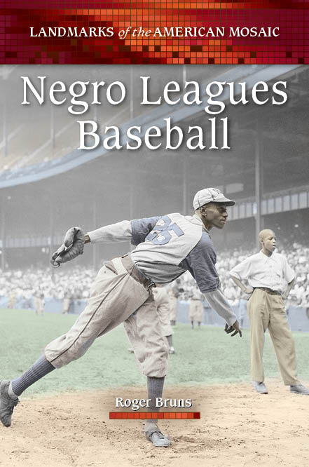 Negro Leagues Baseball cover image