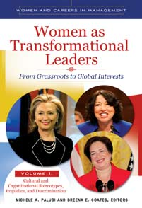Women as Transformational Leaders cover image