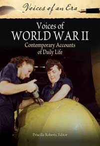 Voices of World War II cover image