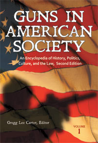 Guns in American Society cover image