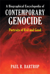A Biographical Encyclopedia of Contemporary Genocide cover image