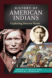 Cover image for History of American Indians
