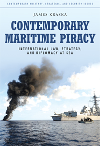 Contemporary Maritime Piracy cover image