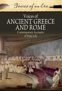 Voices of Ancient Greece and Rome cover image