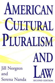 American Cultural Pluralism and Law cover image