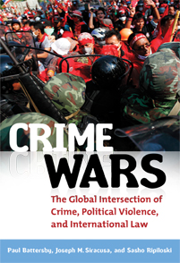 Crime Wars cover image
