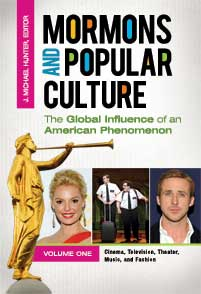 Cover image for Mormons and Popular Culture