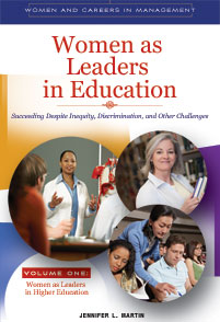 Cover image for Women as Leaders in Education