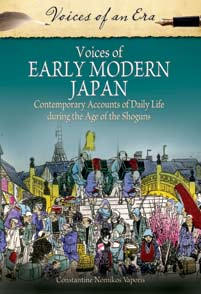 Voices of Early Modern Japan cover image