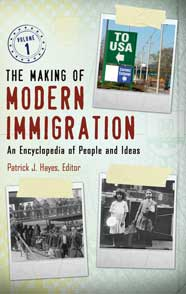 The Making of Modern Immigration cover image