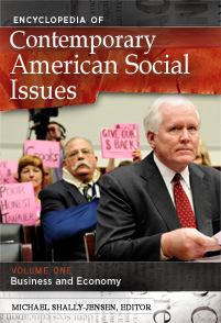 Encyclopedia of Contemporary American Social Issues cover image