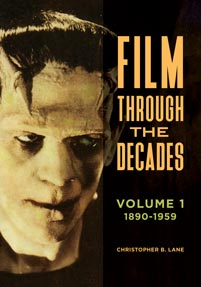 Cover image for Film through the Decades