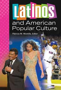 Latinos and American Popular Culture cover image