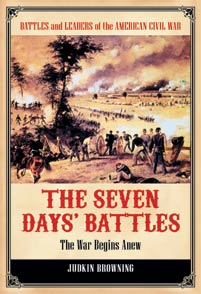 The Seven Days' Battles cover image