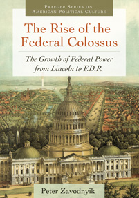 The Rise of the Federal Colossus cover image