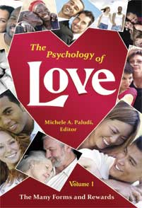 The Psychology of Love cover image