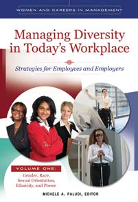 Managing Diversity in Today's Workplace cover image