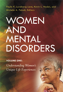 Cover image for Women and Mental Disorders