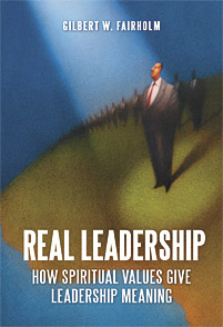 Real Leadership cover image