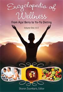Encyclopedia of Wellness cover image