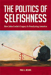 The Politics of Selfishness cover image
