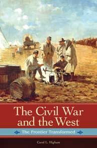 The Civil War and the West cover image