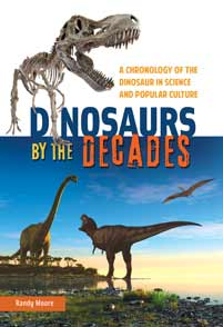 Dinosaurs by the Decades cover image