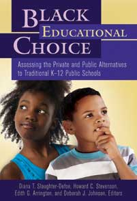 Black Educational Choice cover image