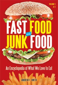 Fast Food and Junk Food cover image