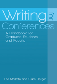 Writing for Conferences cover image
