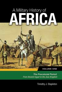 A Military History of Africa cover image