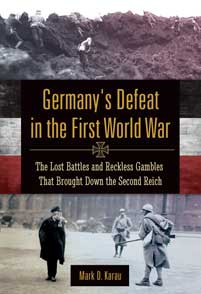 Germany's Defeat in the First World War cover image