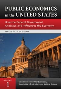 Cover image for Public Economics in the United States