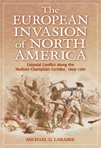 The European Invasion of North America cover image
