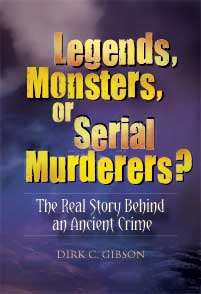 Legends, Monsters, or Serial Murderers? cover image