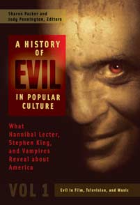 A History of Evil in Popular Culture cover image