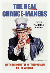 The Real Change-Makers cover image