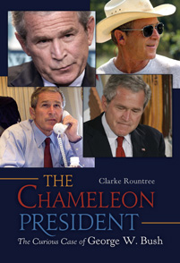 The Chameleon President cover image