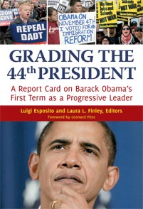 Grading the 44th President cover image