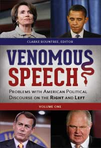 Venomous Speech cover image
