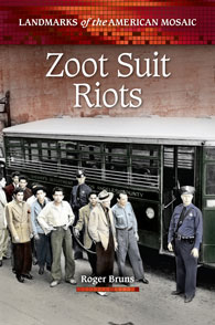 Zoot Suit Riots cover image